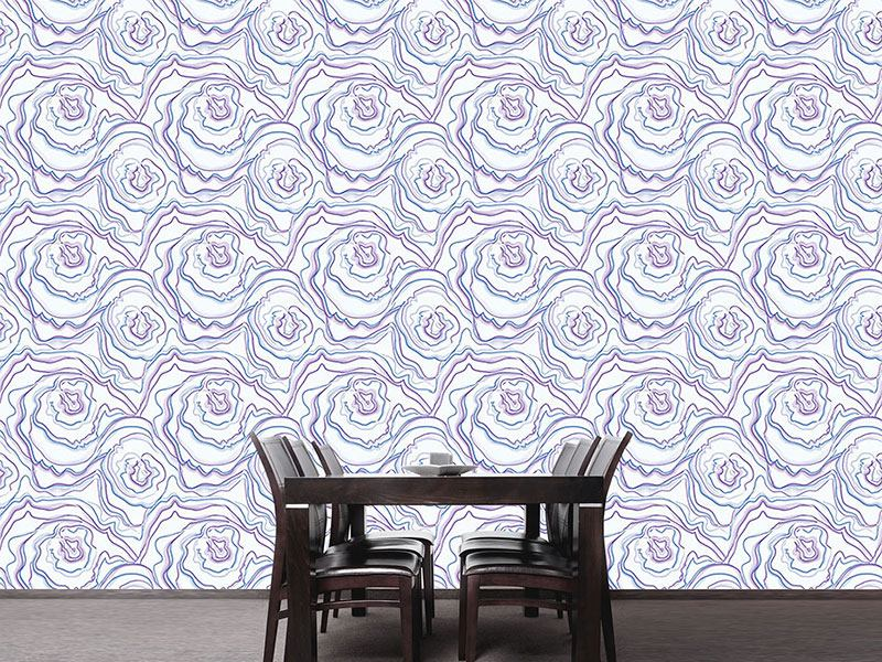 Pattern Wallpaper Agate Vibes