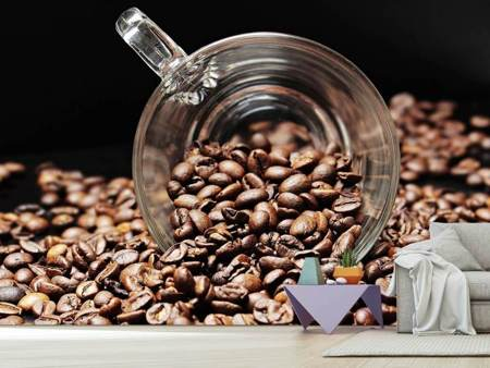 Photo Wallpaper Coffee beans XL