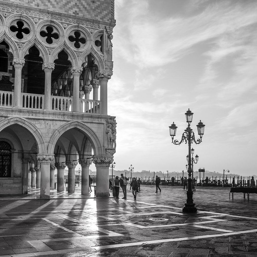 Papier peint photo Early Morning - Venice