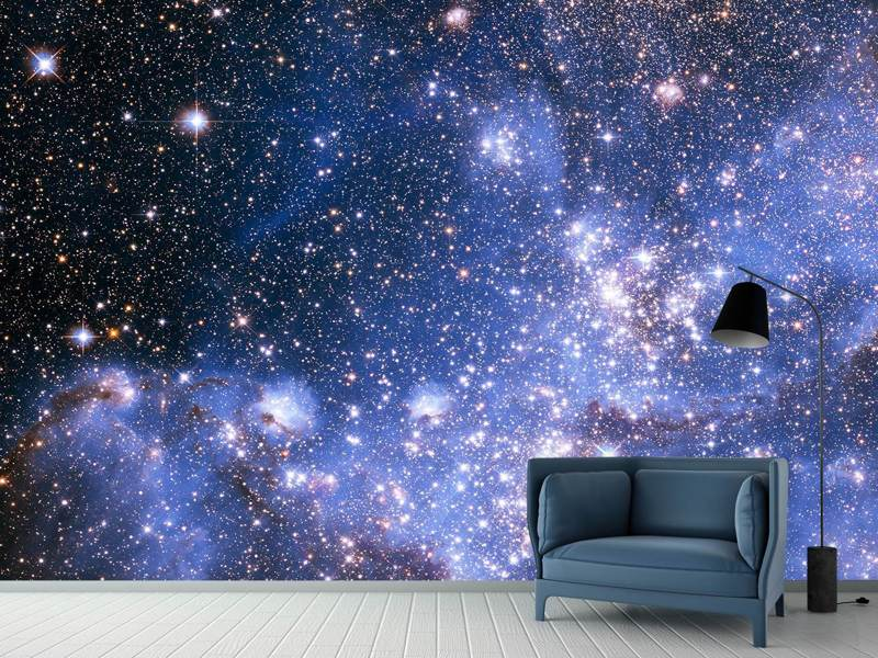 Photo Wallpaper Starry Sky
