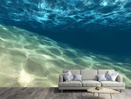 Photo Wallpaper Under The Water