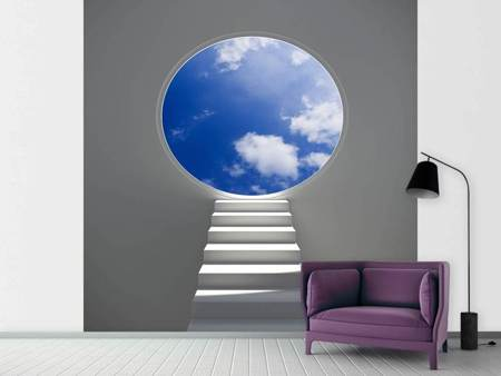 Photo Wallpaper Stairway To Heaven